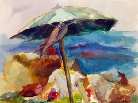 Paulette Archer - Under the Umbrella